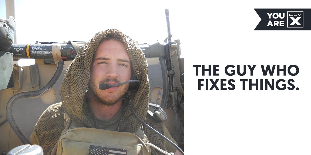 Member Profile: Kevin G – USMC