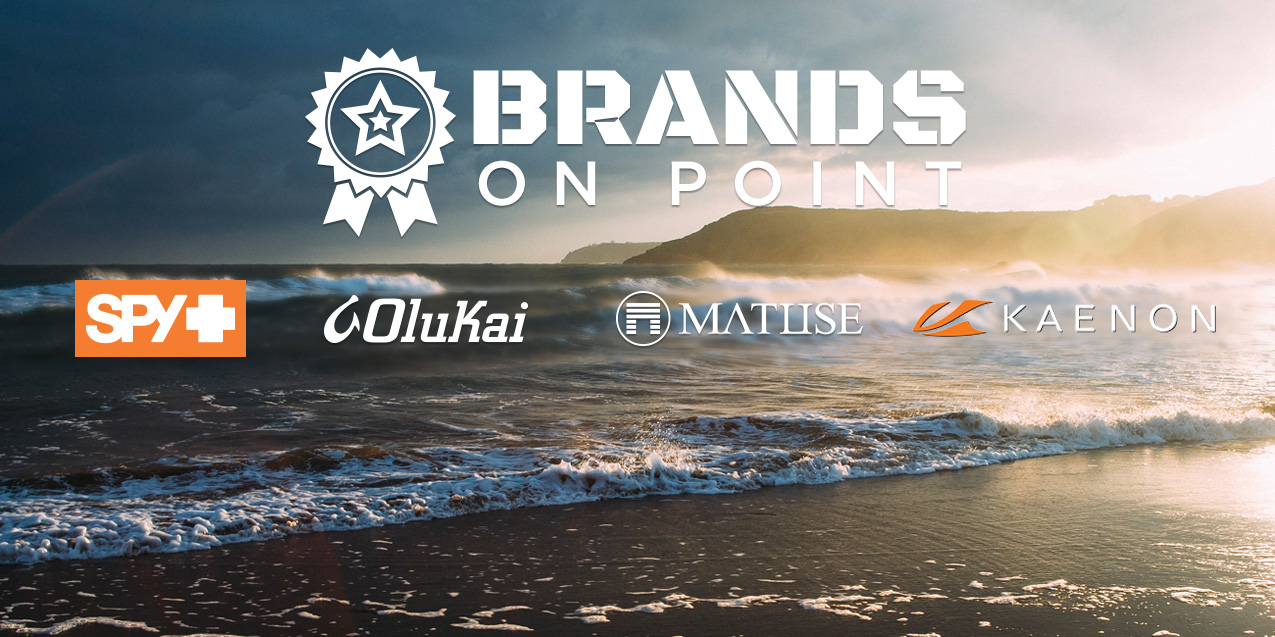 These four brands believed in our mission