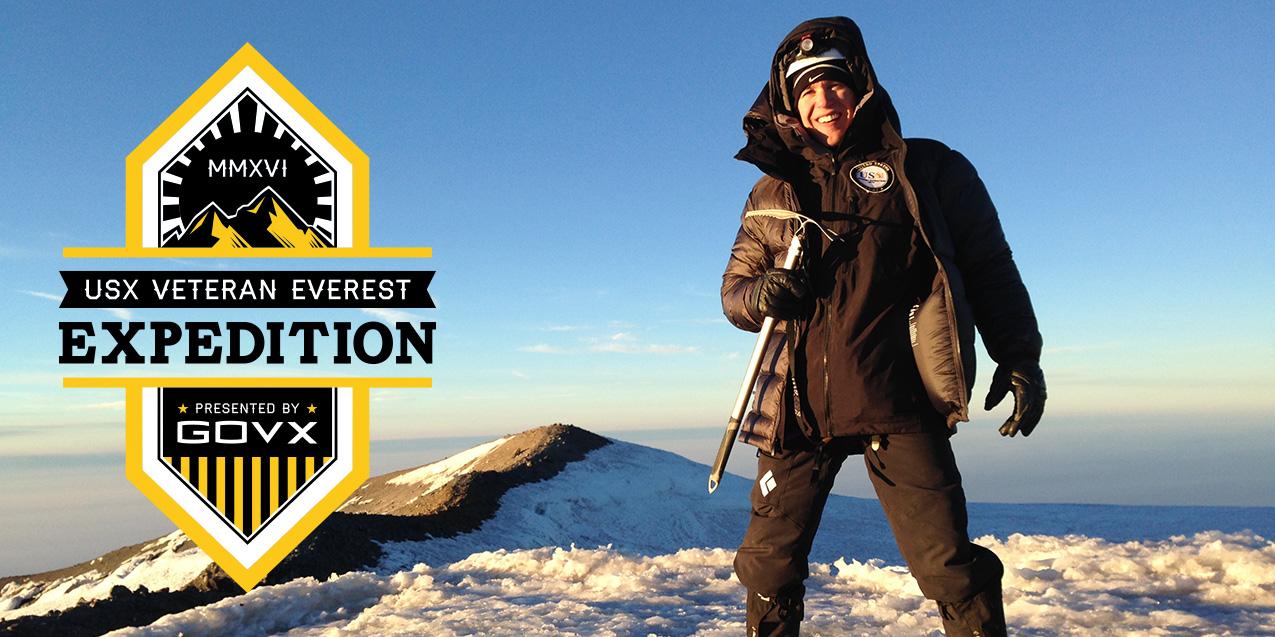 USX Climber Profile: Harold