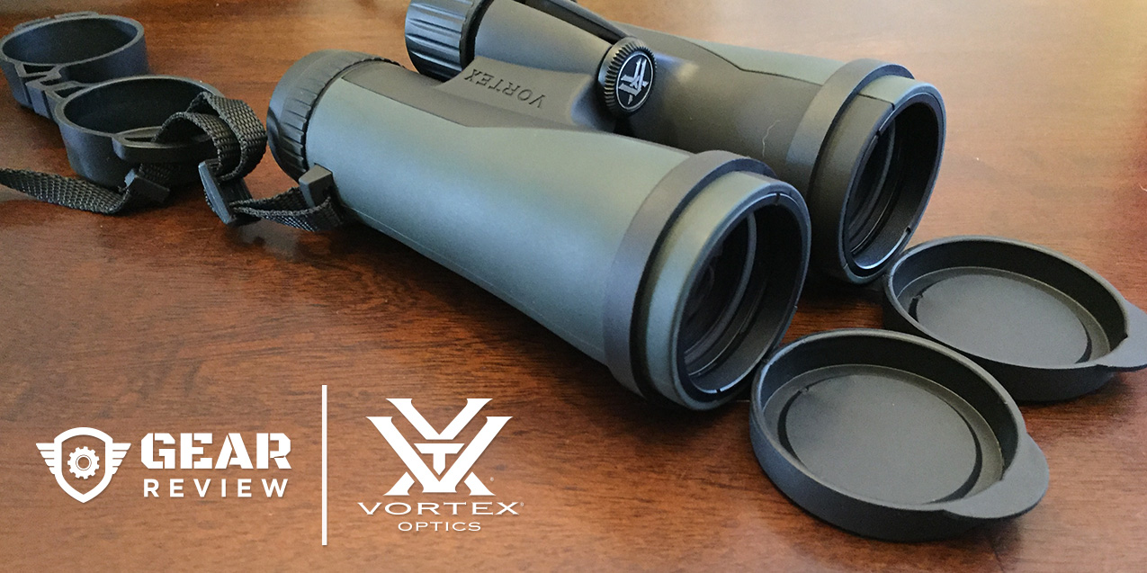 Scope Out the Terrain with the Vortex Crossfire 10x42 Binoculars