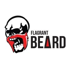 Flagrant Beard logo