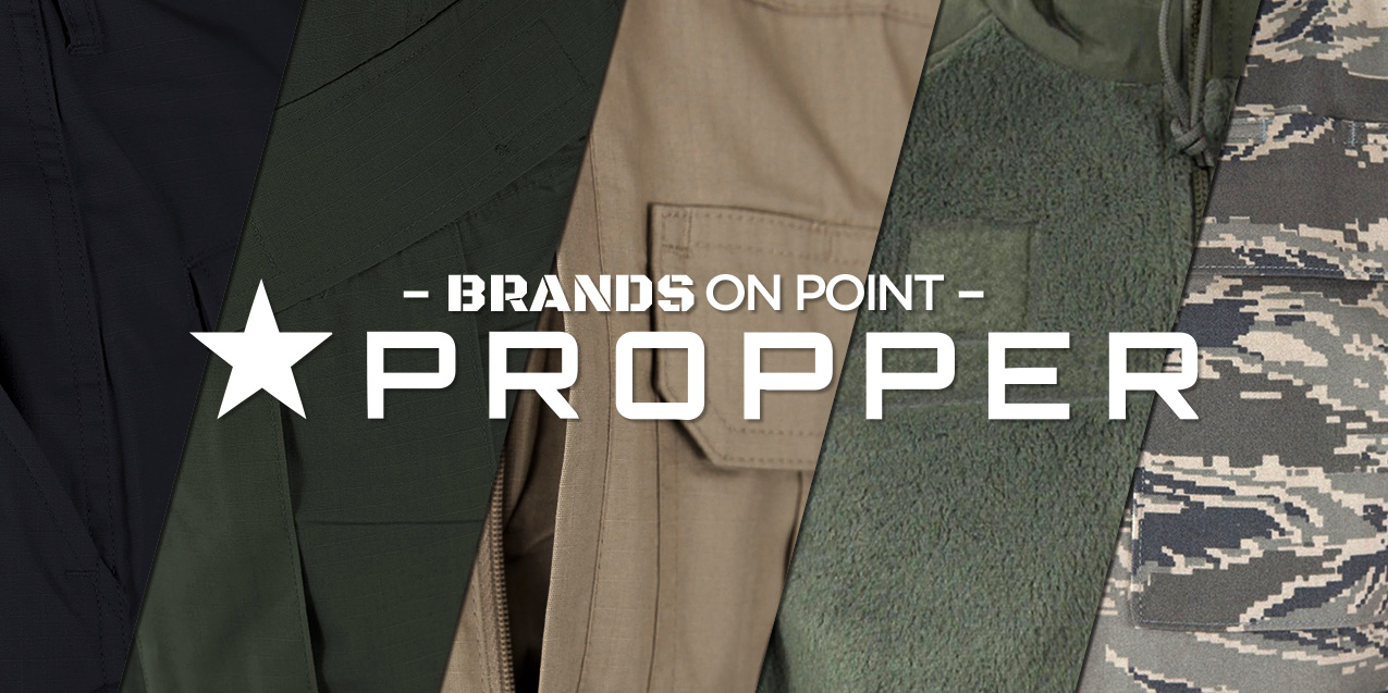 Propper Gear and Apparel is Ready to Do Battle