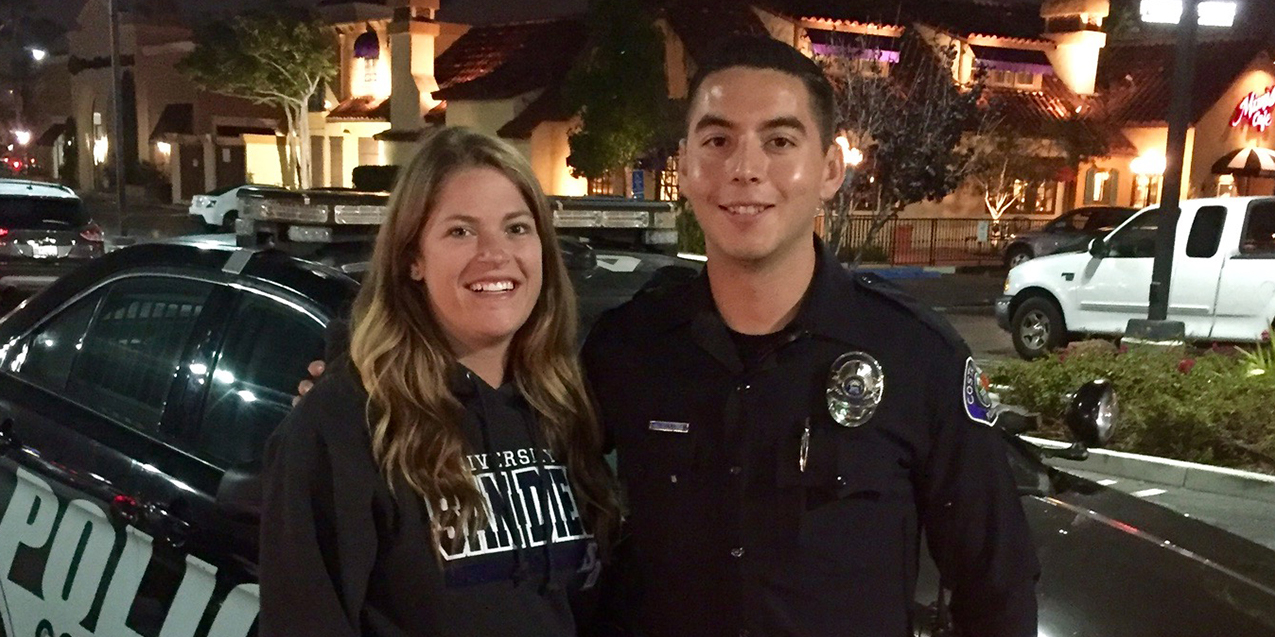 How a Rumor Led to a Future Career in Law Enforcement