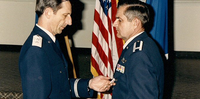 Military Appreciation Honoree - COL Albert Pianalto